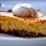 Pumpkin pie/Tarta...