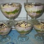 Deser jogurtowy z dzemem ...