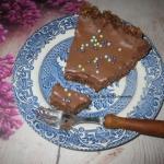 Tarta czekoladowa bez pie...