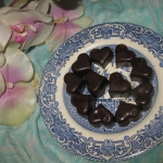 Piernikowe czekoladki