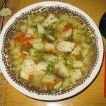 Zupa z rybą