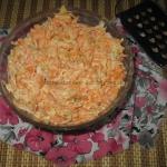 Surowka z marchewki