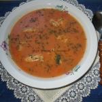 Zupa pomidorowa z ryba