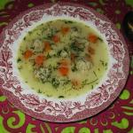 Zupa kwasny klops