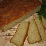 Chleb z sezamem,złotym...