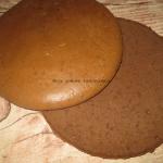 Biszkopt kakaowy z mąki...