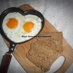 Jajka sadzone -serca
