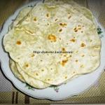 Tortilla -przepis na plac...
