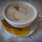 Kawa cynamonowo – pomar...