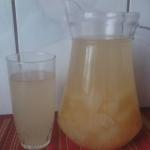 Kompot dyniowo -jabłkowy