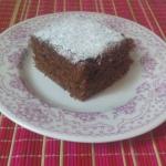 Witgotne ciasto kakaowe