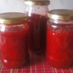 Dżem truskawkowy II