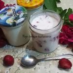 Jogurt naturalny , owocow...