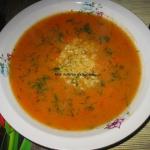 Zupa pomidorowa na maselk...