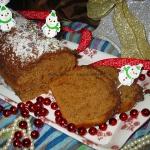 Imbirowe ciasto z miodem
