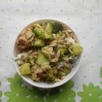 Zielona salatka z kurczak...