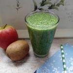 Zdrowy green juice