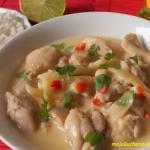 Tajskie curry z kurczakie...