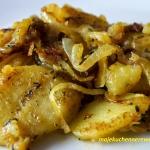 Ziemniaki smażone z...