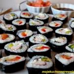 Sushi - futomaki