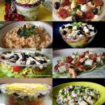 Salatki na Andrzejki