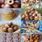 Karnawałowe słodkości...