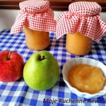 Mus jabłkowo-gruszkowy...