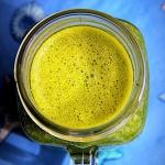 Wiosenny koktajl zielony...