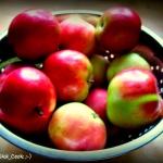 Jedzcie jablka :) ... czy...