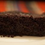 Odchudzone ciasto...