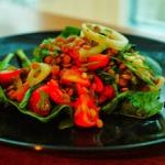 Smak Indii: Pozywna salat...