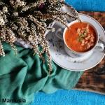 Pomidorowa z kasza orkisz...