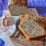 Chleb pszenny z pestkami ...