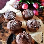Muffinki z czekoladą i...