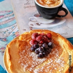 Omlet na śniadanie,...