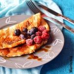Omlety na sniadanie