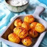 Pieczone ziemniaki hassel...