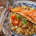 Szybki obiad - ryż z...