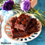 Ciasto z czerwoną...