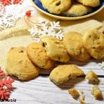 Kruche ciasteczka z oreo