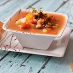 Zimowa zupa jarzynowa