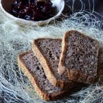 Chleb z kaszy gryczanej n...