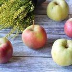 Porozmawiajmy o jabłkach