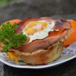 Śniadaniowe muffinki z...