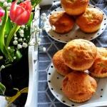 Muffiny z gruszkami i...