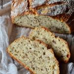 Chleb na kefirze...