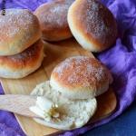 Bułki angielskie muffiny