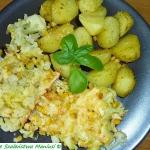 Kalafior z ziemniakami...