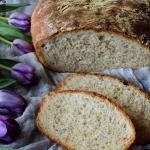 Chleb pieczony z garnku...