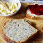 Łatwy chleb drożdżowy